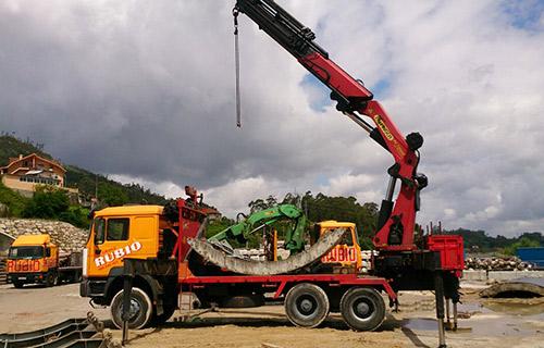servicio camion grua