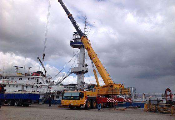 Mantenimiento y Reparación Barco